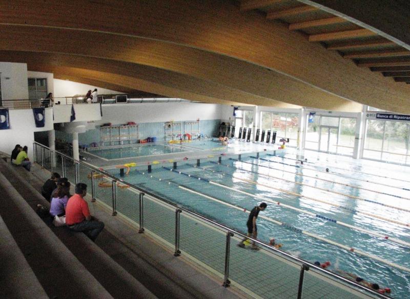 Riviera oggi attivit natatorie per disabili partita la - Piscina comunale livorno corsi acquagym ...