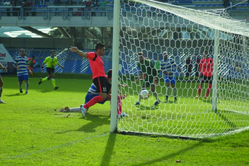 Samb-Astrea 3-2, il gol di Santoni