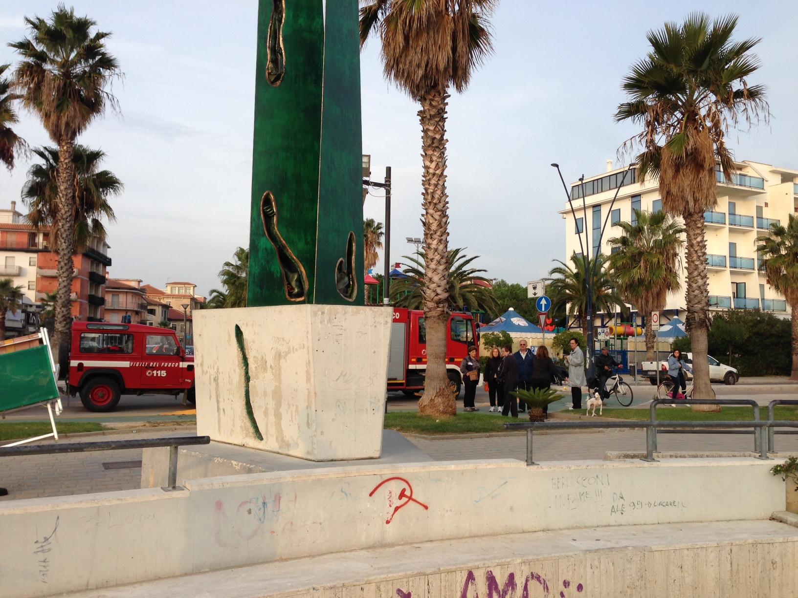 San Benedetto, sventato un tentato suicidio, 26 ottobre 3
