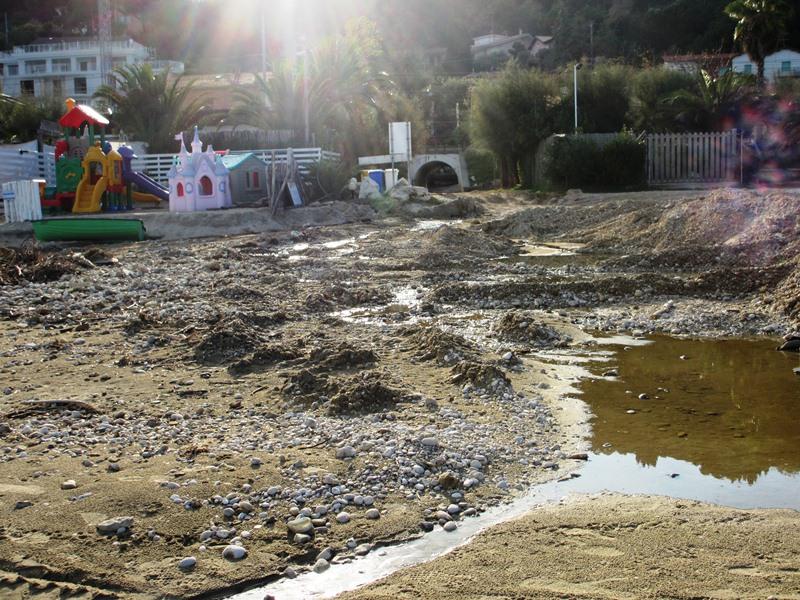 Spiaggia fronte concessione Gabry  (4)