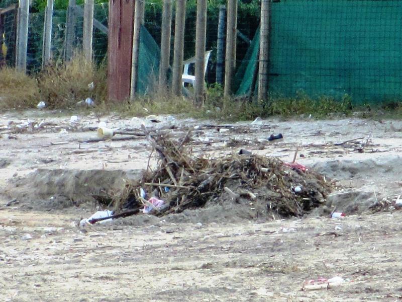 Spiaggia fronte concessione Gabry  (8)
