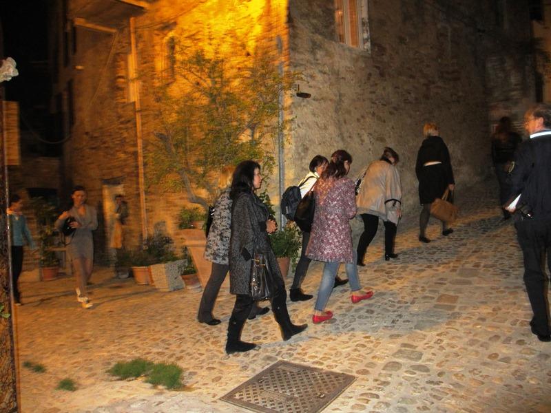 Tour Operator Russi in visita a Grottammare  (3)