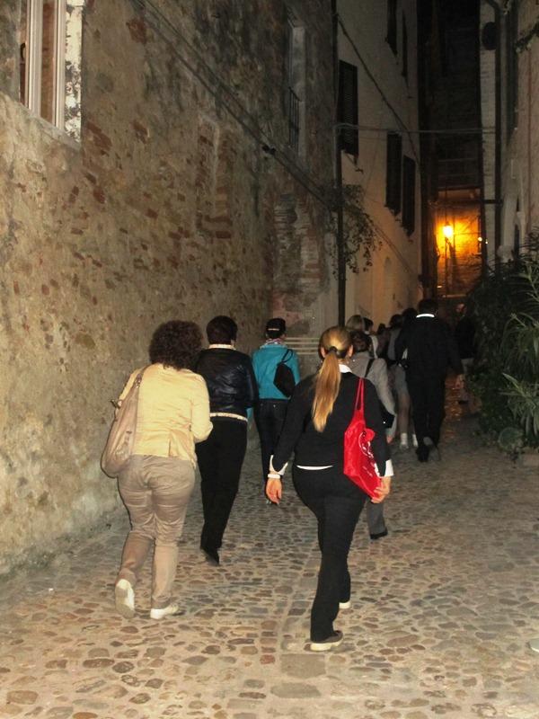 Tour Operator Russi in visita a Grottammare  (4)