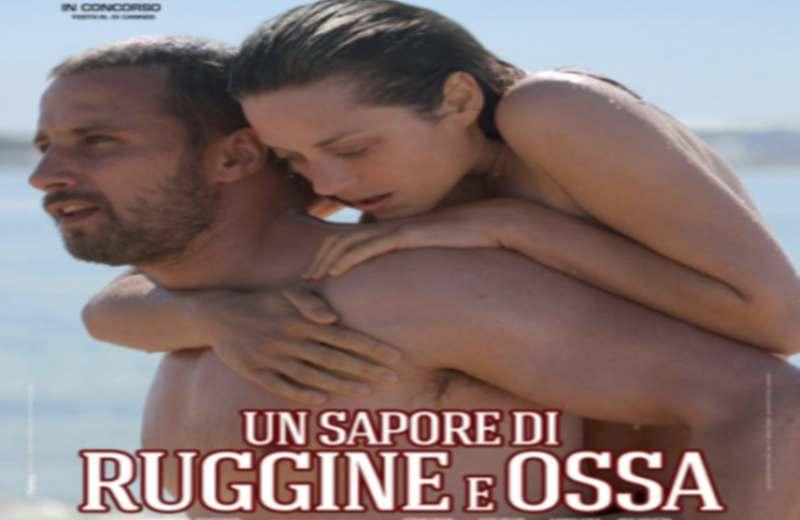 Un sapore di Ruggine e Ossa, locandina