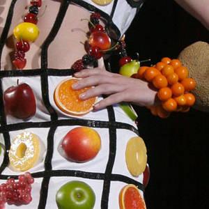 Moda e cibo insieme (foto google)