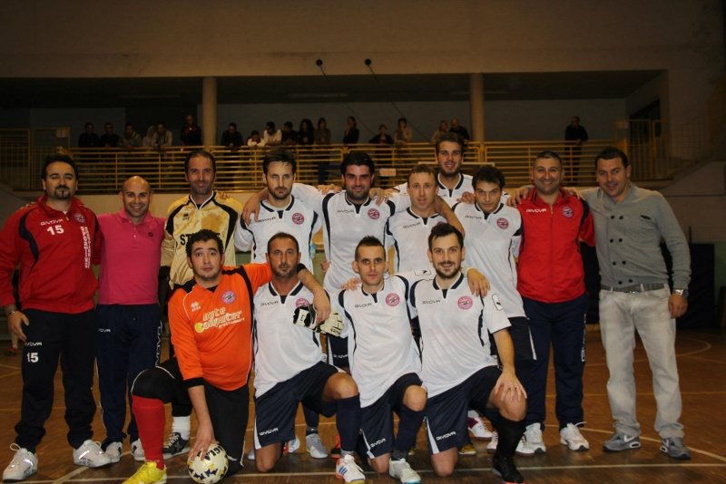 La formazione dello Sporting Grottammare  2012/13