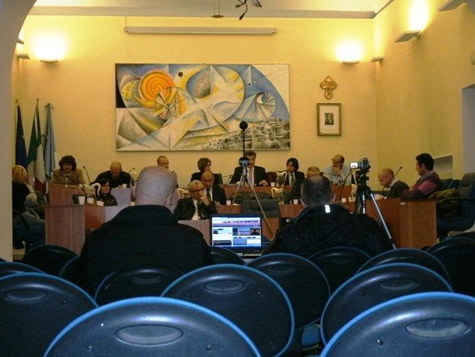 Consiglio Comunale Grottammare (foto di archivio)