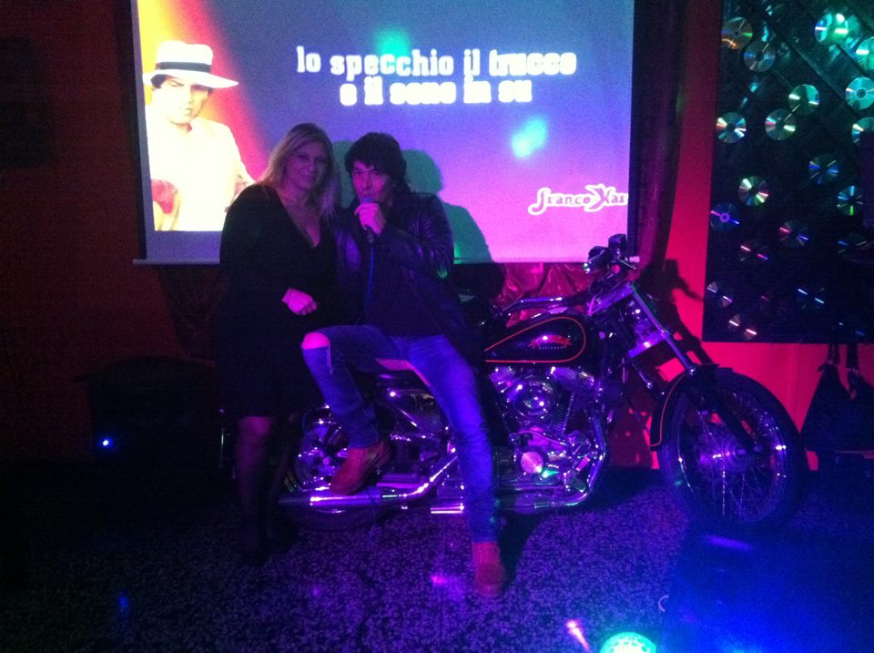 Gisele Acquaroli e Gabriele Ricci al Project  94