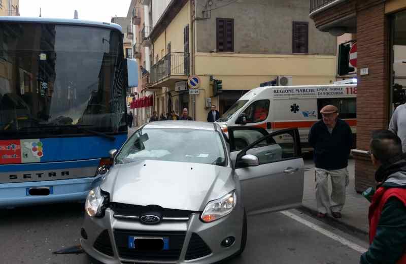 Incidente in via Carducci