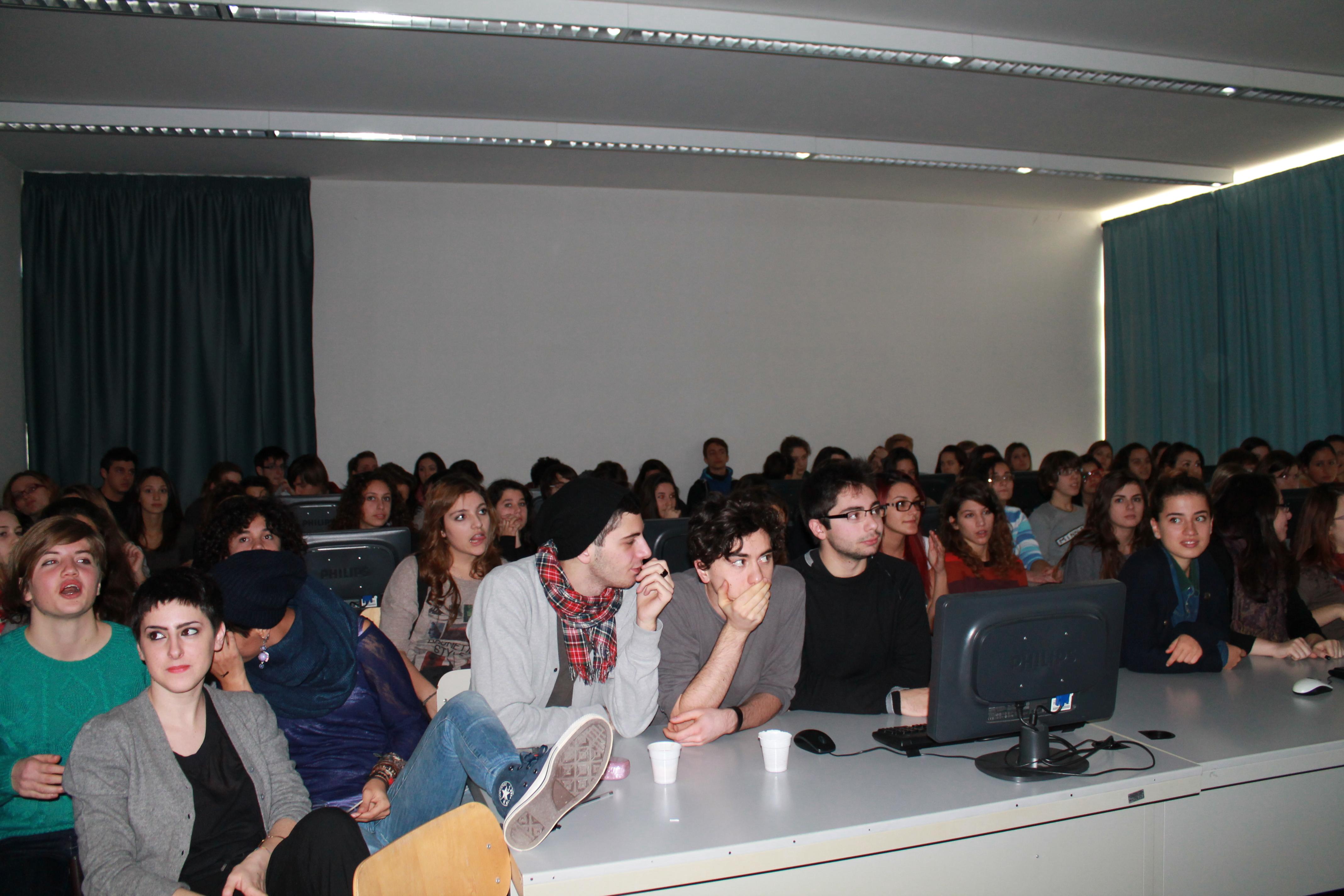 Liceo Classico, assemblee in autogestione, 26 novembre