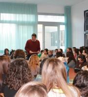 Liceo Classico, autogestione 26 novembre