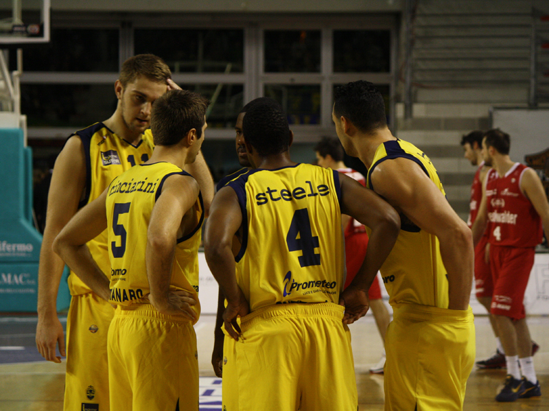 Lo starting five della Sutor