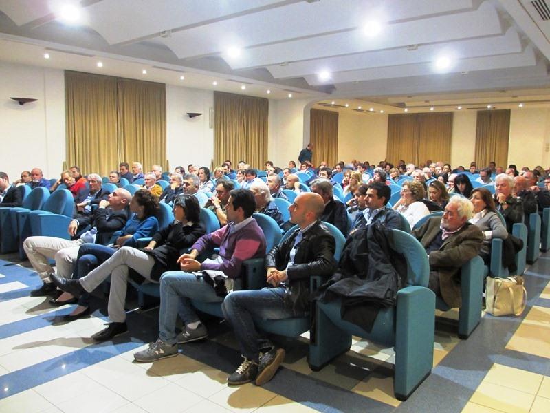 Prima riunione di presentazione movimento Solidarietà e Partecipazione 2012