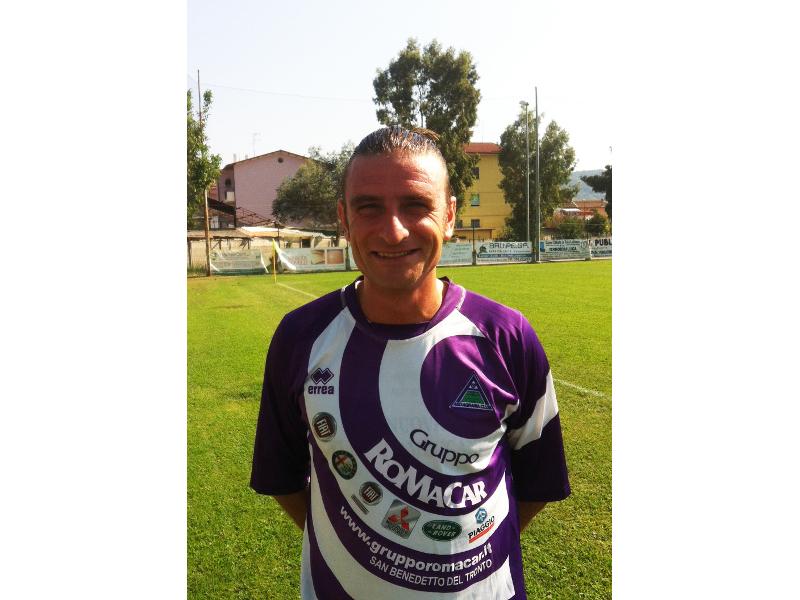 il match winner Simonetti