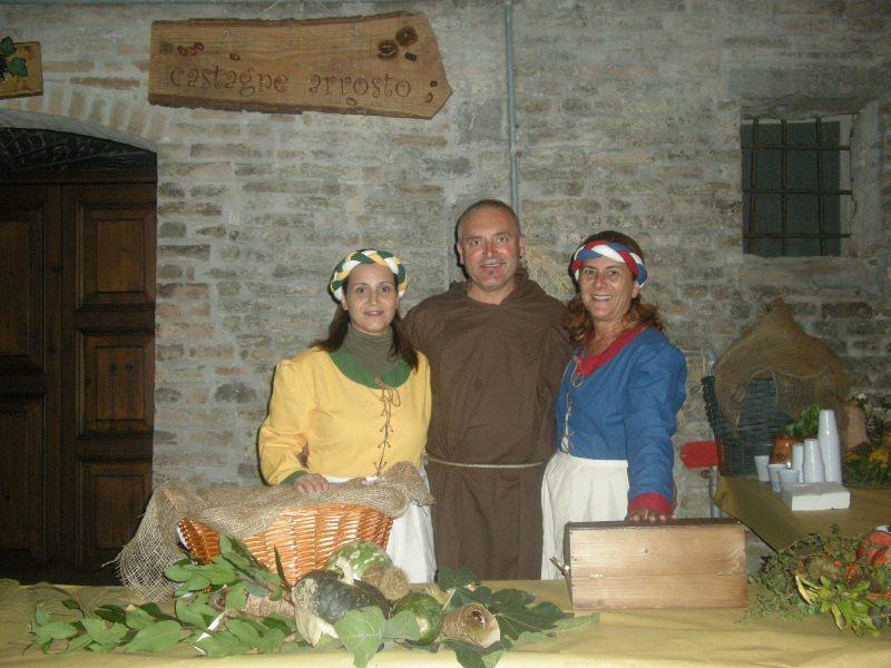 castagne al borgo 2012