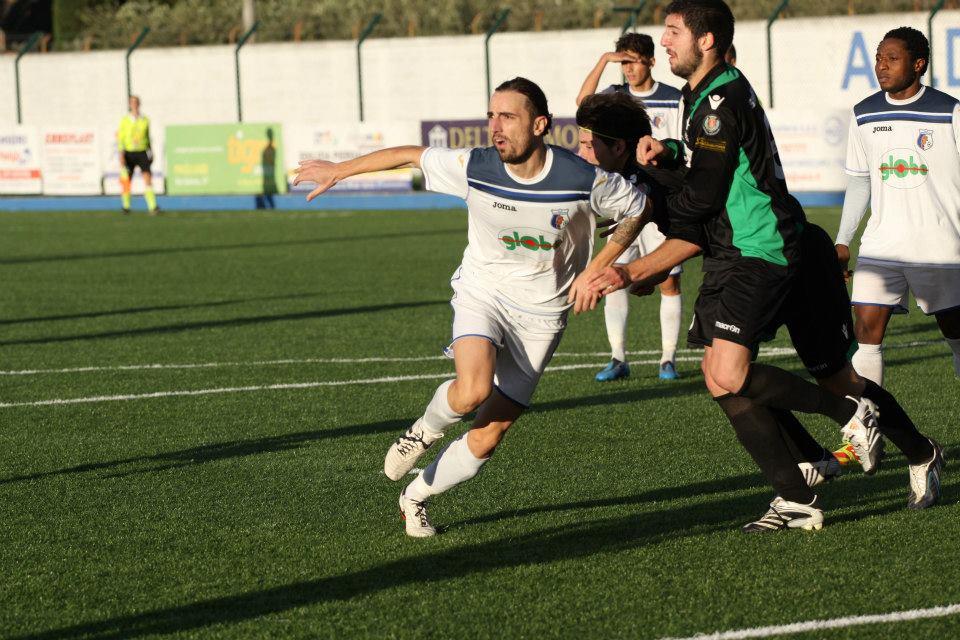 il match winner Marco Di Paolo