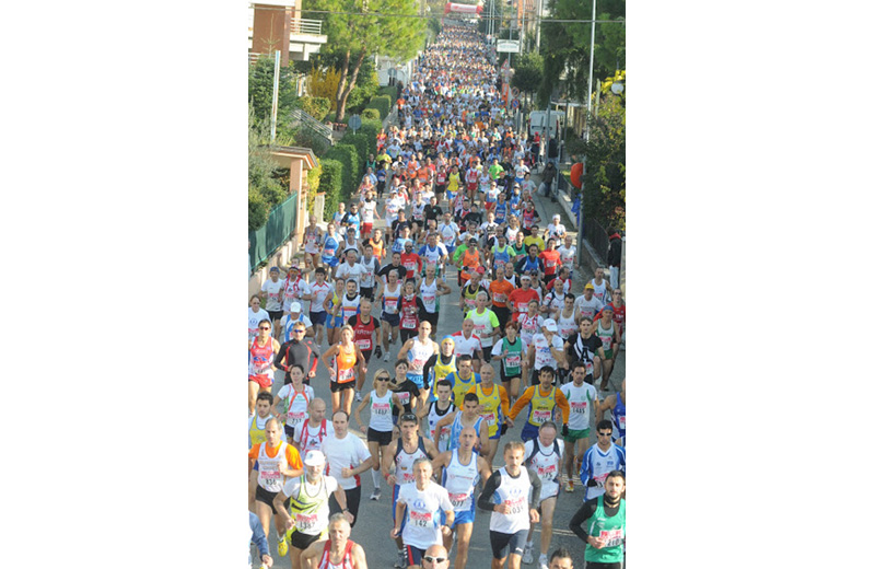 La corsa di San Martino, edizione 2011 (foto Traini)