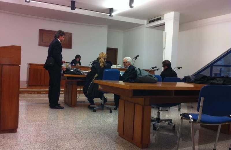 Processo Rita Evelin, udienza del 6 novembre 2012
