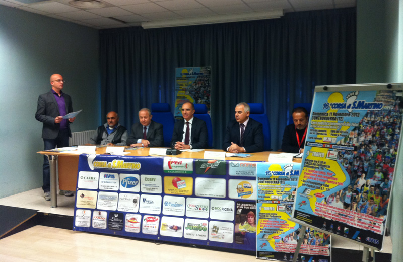 La presentazione in Regione Abruzzo
