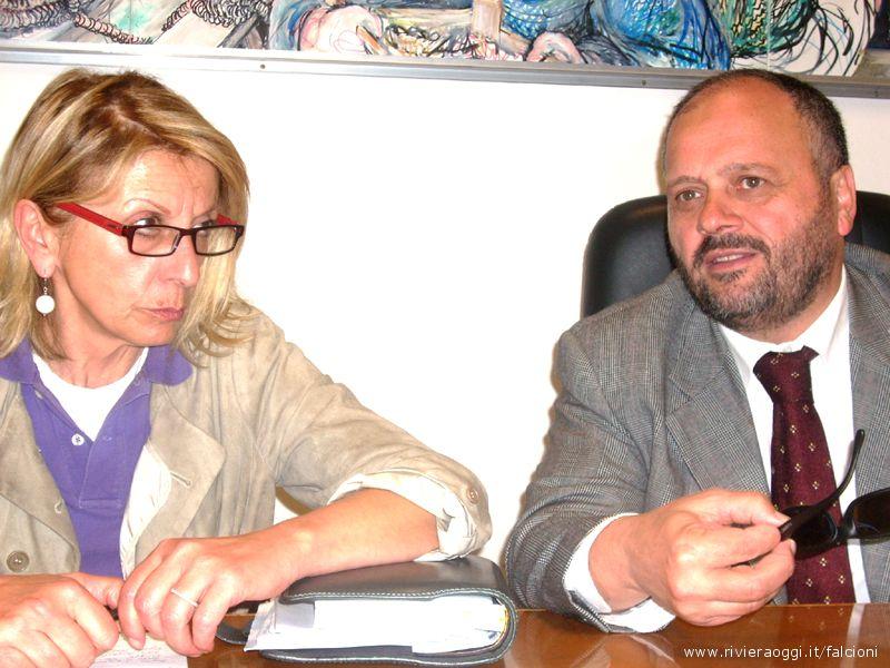 Loredana Emili e Giovanni Gaspari