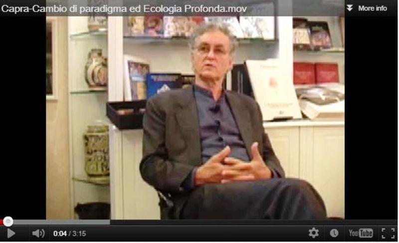 ecologia profonda - fonte youtube