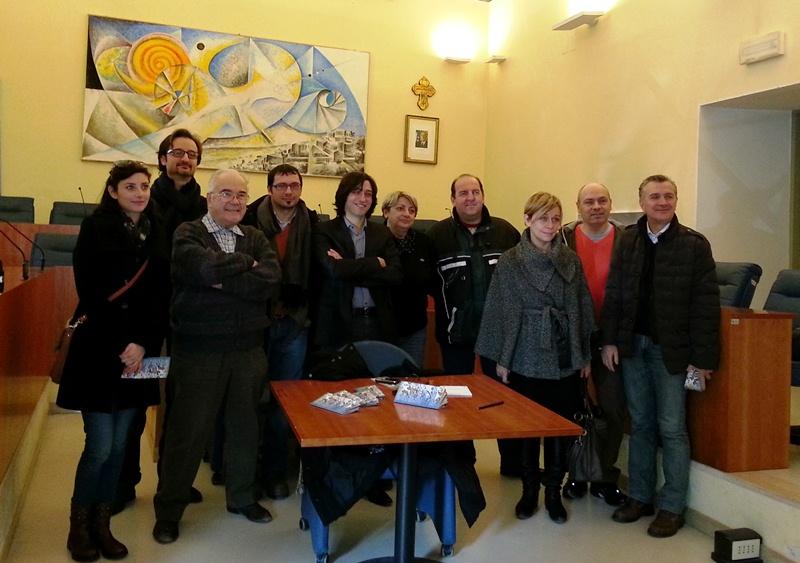 Presentazione opuscolo eventi culturali Grottammare 2012-2013