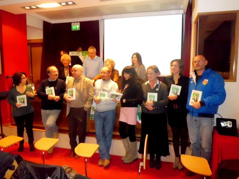Presentazione del libro con alcuni autori
