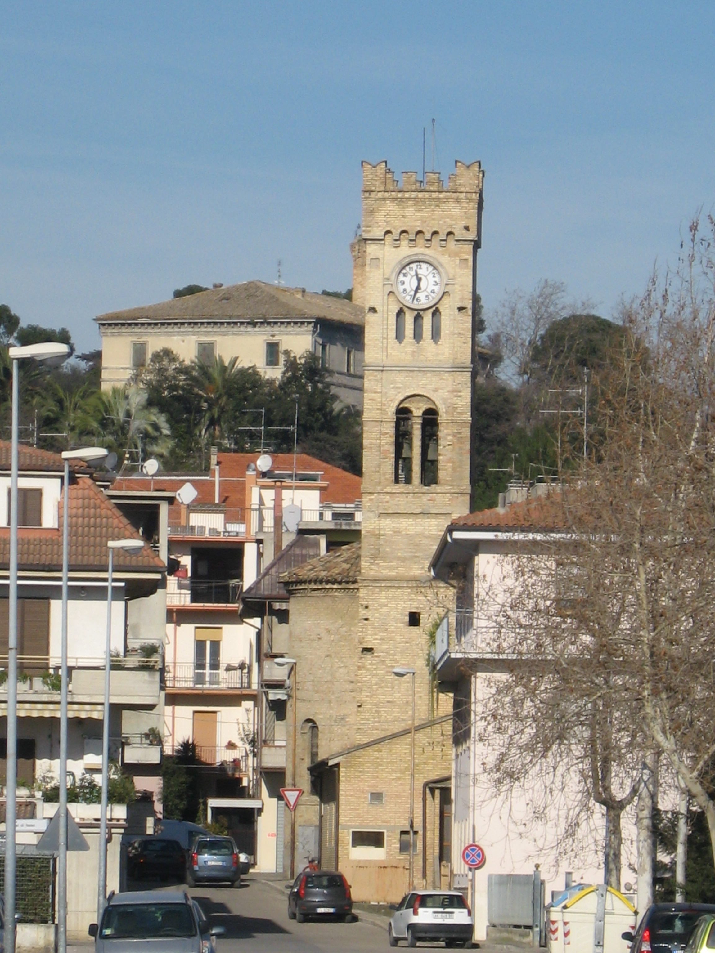 La chiesa Santissima Annunziata