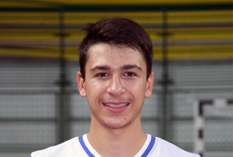 Nella foto Alessio Grimaudo - Basket Club San Benedetto del Tronto