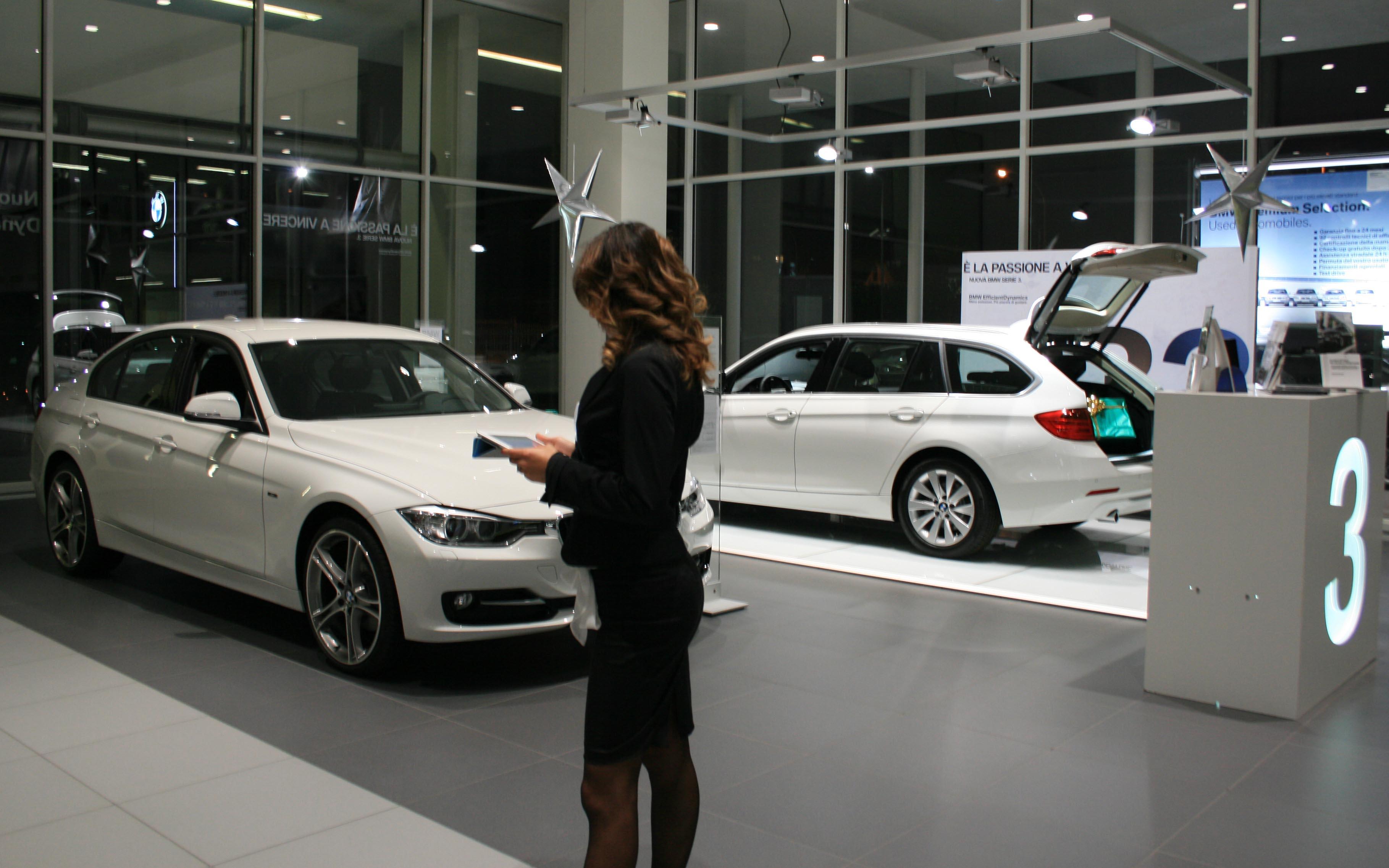 Cascioli Bmw, Excellence in Sales 6