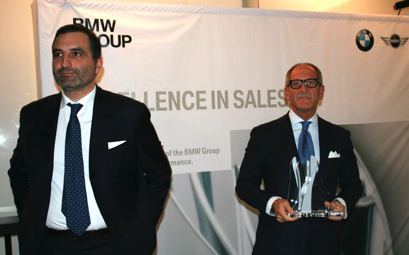 Cascioli Bmw, Excellence in Sales