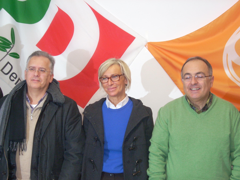 Gregori, Sorge e Agostini