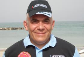 Filippo Galletti vincitore provinciale Surfcasting 2012