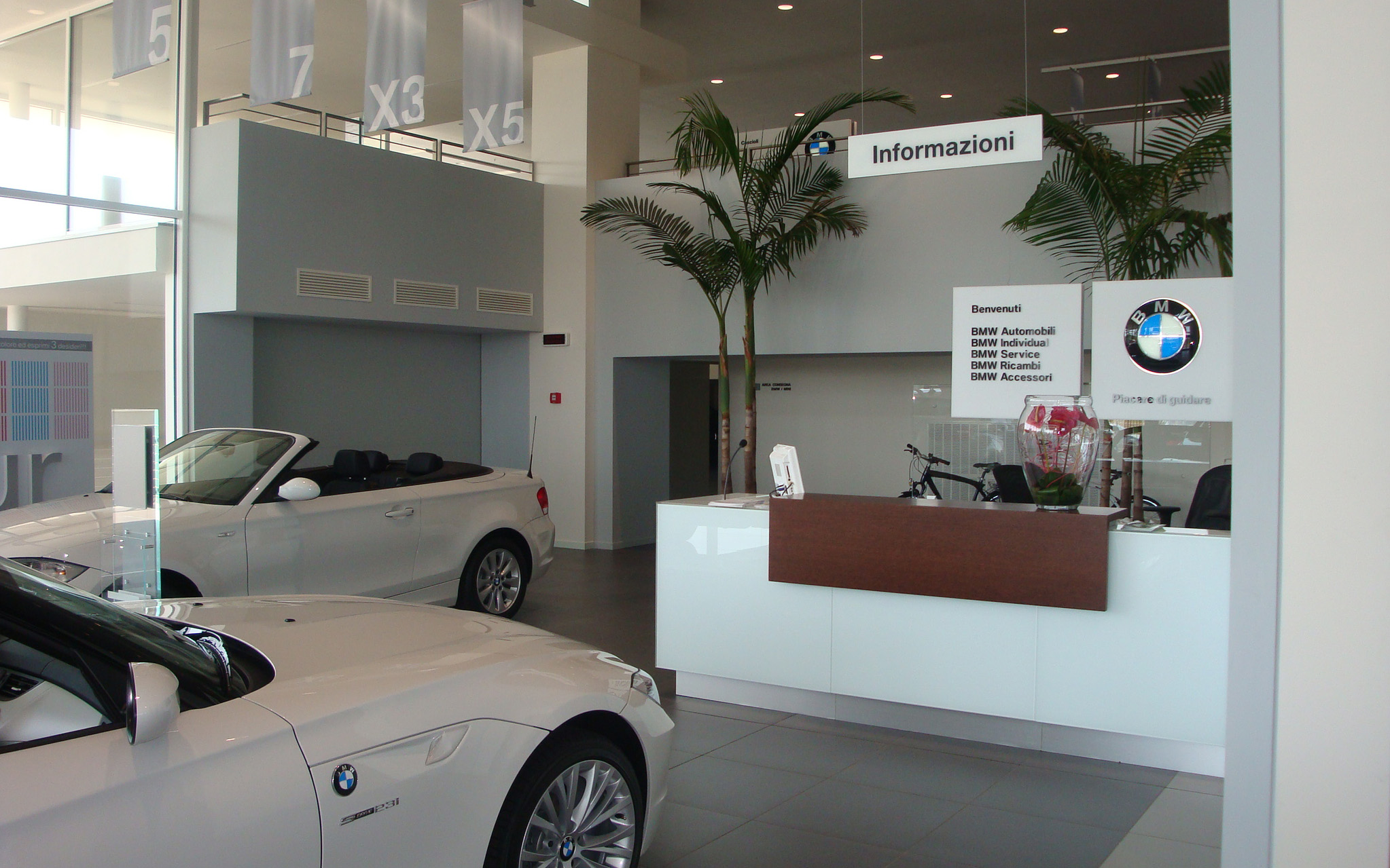 INTERNO BMW CASCIOLI