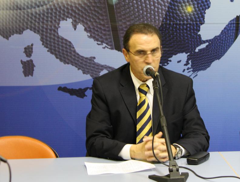 L'allenatore della Sutor Montegranaro, Carlo Recalcati