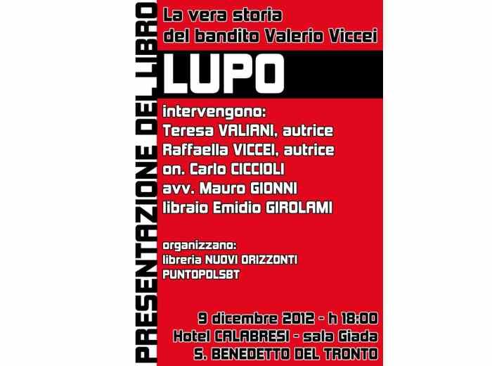La storia di Valerio Viccei