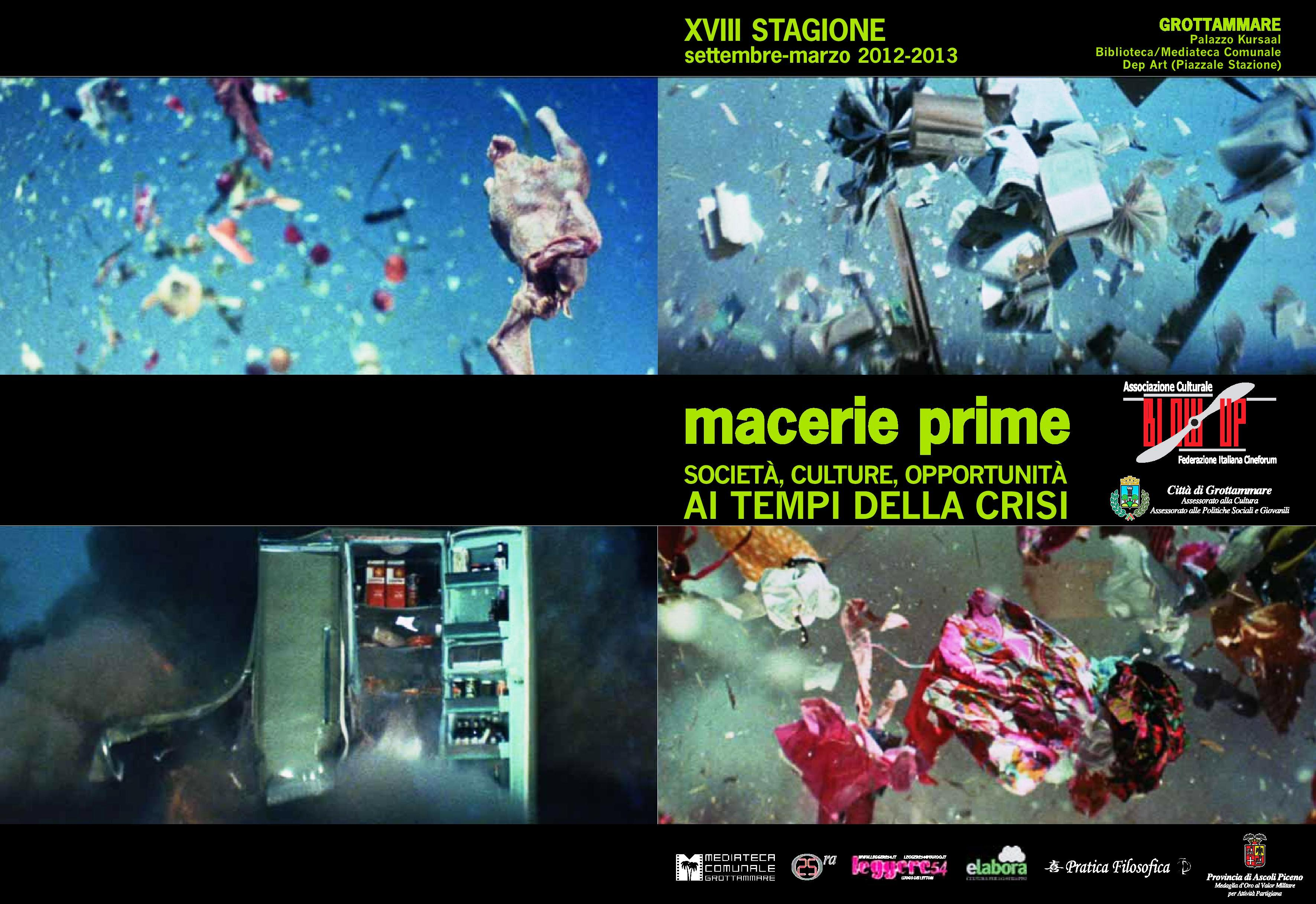 Macerie Prime Blow Up