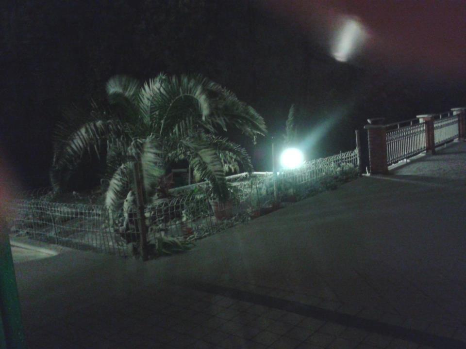 Neve ad Acquaviva, ore 20 dell'8 dicembre 2012