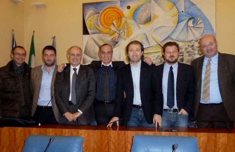 Il Pdl ufficializza la candidatura di Filippo Olivieri