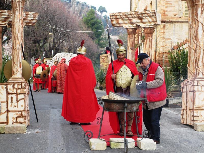 Presepe Vivente Grottammare 2012 2013  (1)