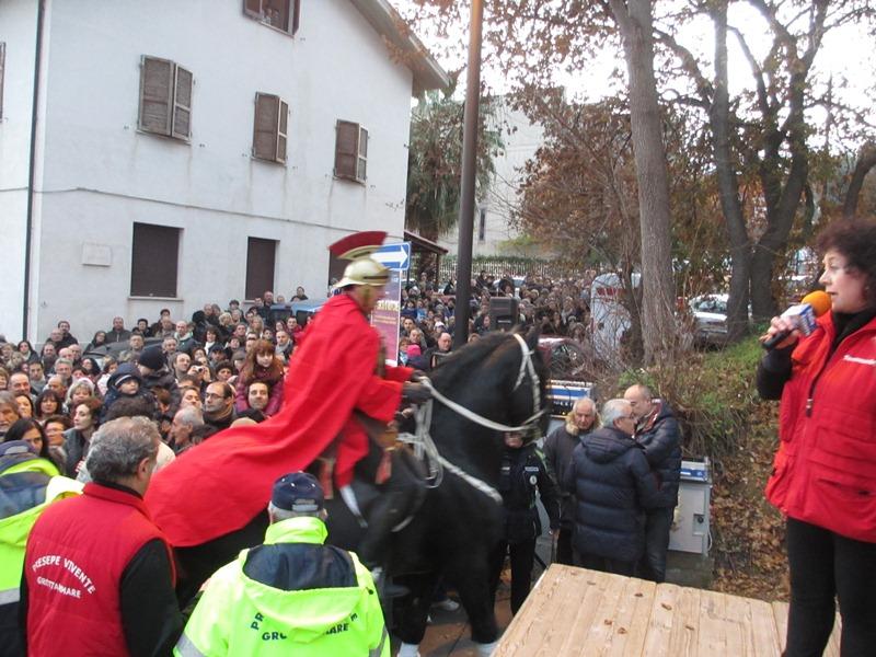Presepe Vivente Grottammare 2012 2013  (10)