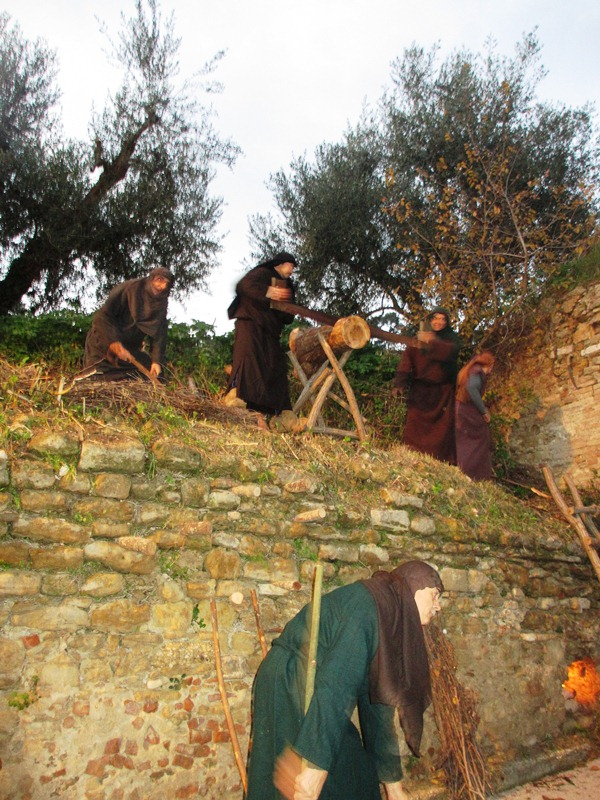 Presepe Vivente Grottammare 2012 2013  (25)