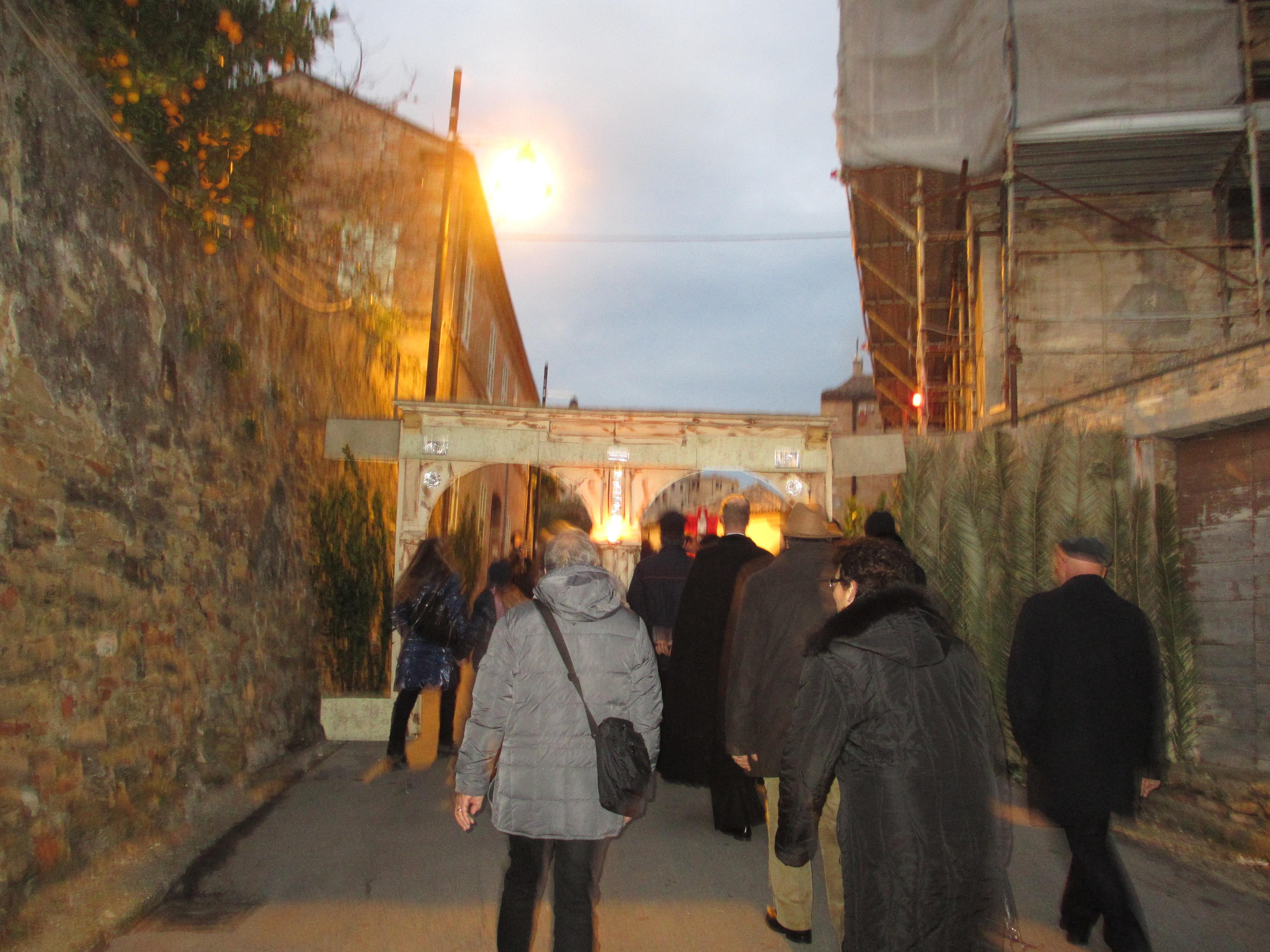 Presepe Vivente Grottammare 2012 2013  (28)