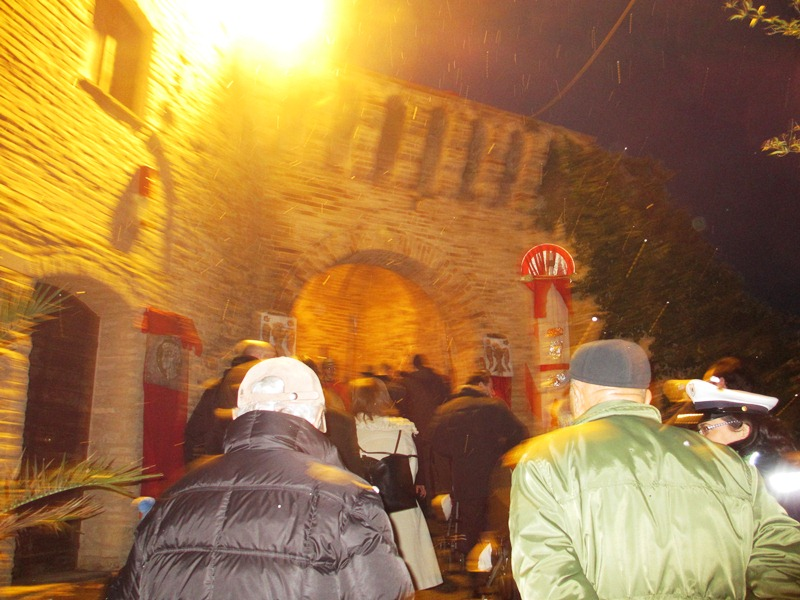 Presepe Vivente Grottammare 2012 2013  (46)