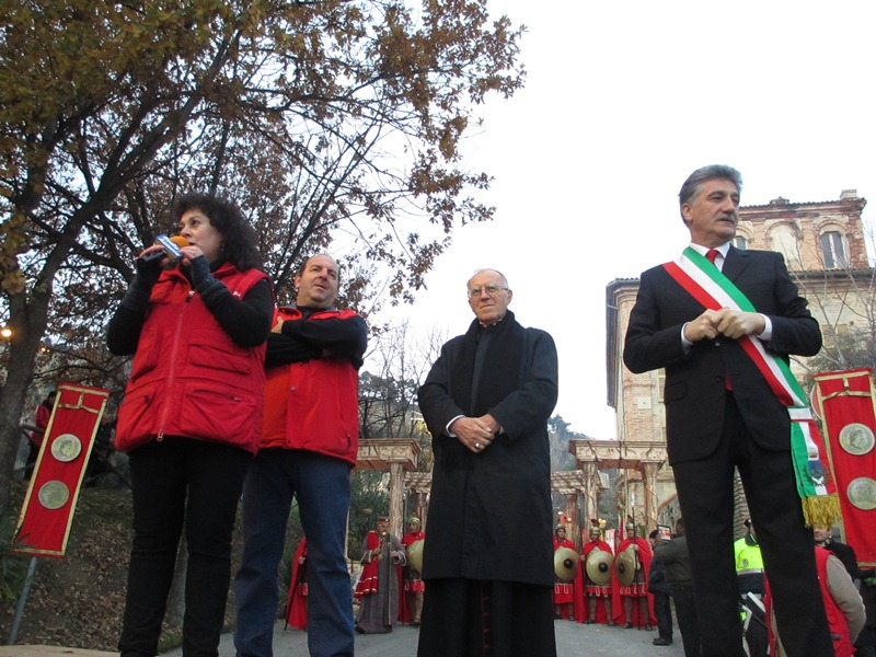 Presepe Vivente Grottammare 2012 2013  (7)