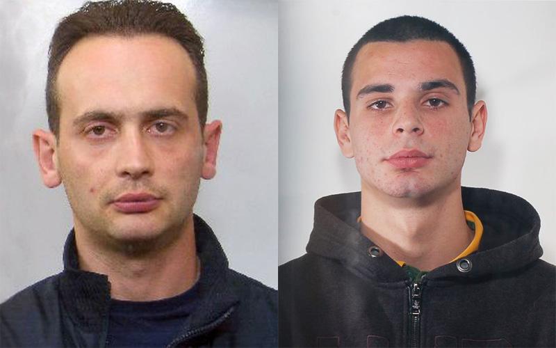 Vitantonio Gasparro e Davide Cecchini