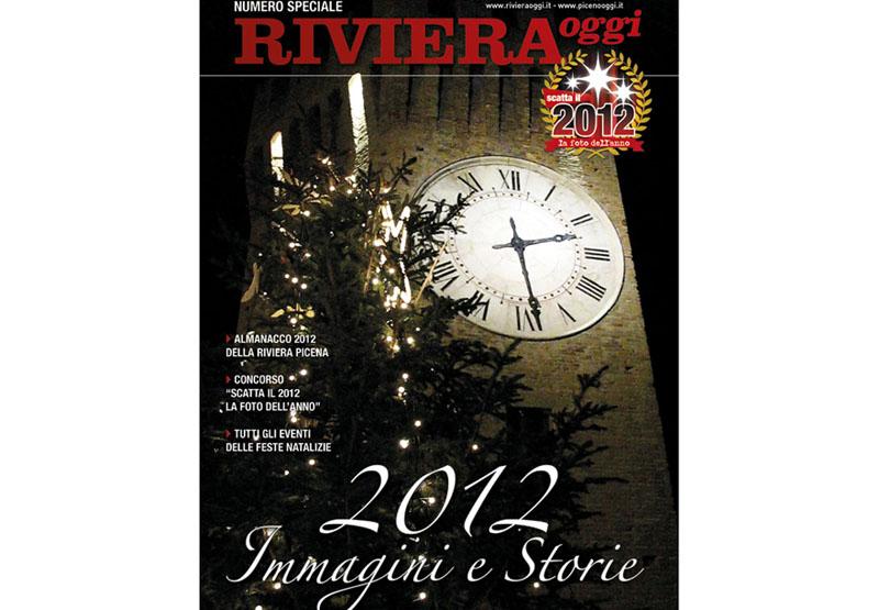 La copertina dello speciale almanacco 2012 da oggi in edicola
