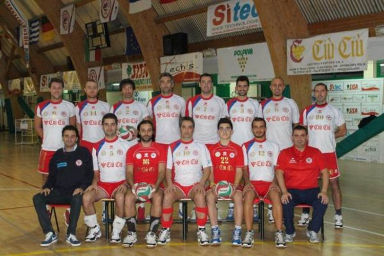 Ciù Ciù Offida Volley - Serie C maschile 2012/13