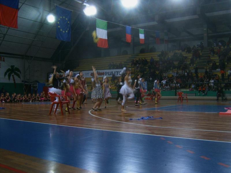 xx festa dello sport - Esibizione Ass. Sportiva Libellula di Camilla Ferraiolo