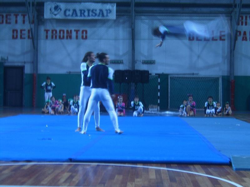 xx festa dello sport - Esibizione Ass. Sportiva Màmoti